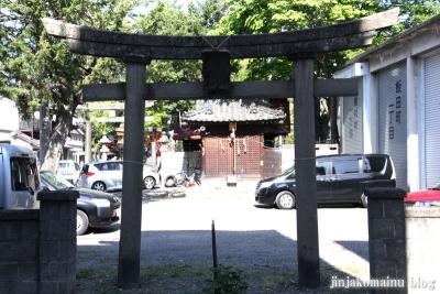 富士浅間神社・金刀比羅宮2