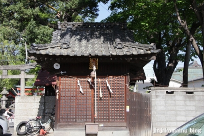 富士浅間神社・金刀比羅宮14