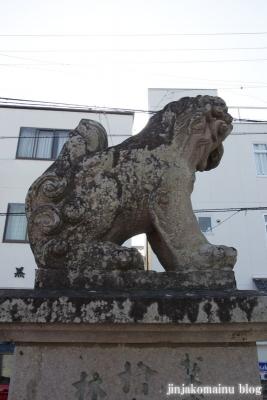 富士浅間神社・金刀比羅宮6
