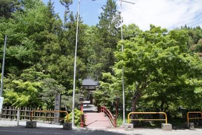 青麻神社  (仙台市宮城野区岩切字青麻沢)1