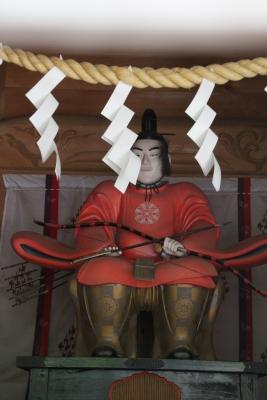 青麻神社  (仙台市宮城野区岩切字青麻沢)33