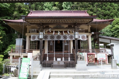 青麻神社  (仙台市宮城野区岩切字青麻沢)34