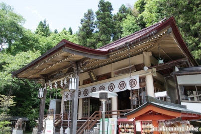 青麻神社  (仙台市宮城野区岩切字青麻沢)35