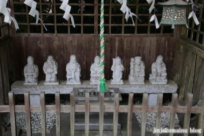青麻神社  (仙台市宮城野区岩切字青麻沢)44