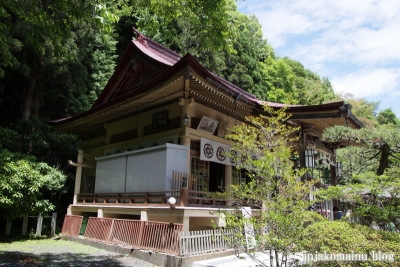 青麻神社  (仙台市宮城野区岩切字青麻沢)46