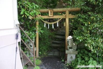 青麻神社  (仙台市宮城野区岩切字青麻沢)58