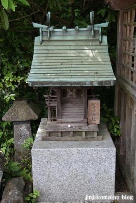 青麻神社  (仙台市宮城野区岩切字青麻沢)45