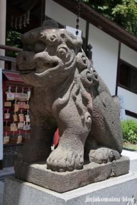 青麻神社  (仙台市宮城野区岩切字青麻沢)49