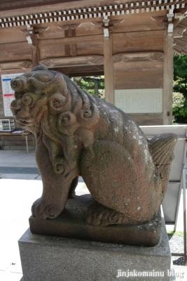 青麻神社  (仙台市宮城野区岩切字青麻沢)54