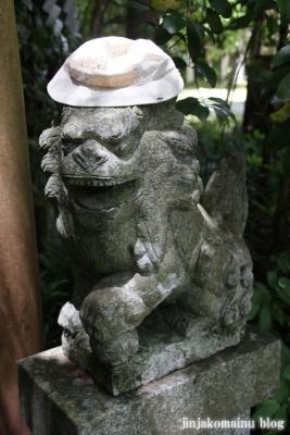 青麻神社  (仙台市宮城野区岩切字青麻沢)59