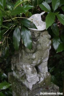 青麻神社  (仙台市宮城野区岩切字青麻沢)60