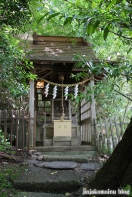 青麻神社  (仙台市宮城野区岩切字青麻沢)61