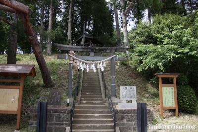 浮島神社  (多賀城市浮島)2
