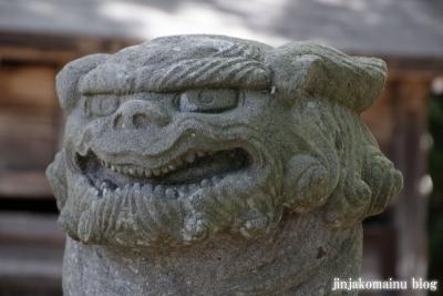 陸奥総社宮  (多賀城市市川字奏社)40