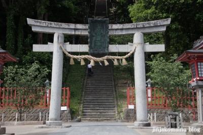 塩竈神社  (塩竈市森山)4