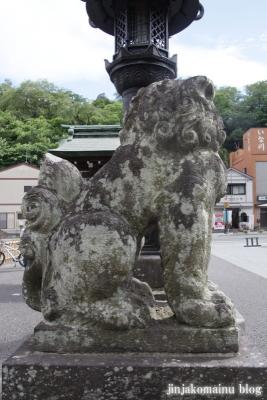 塩竈神社  (塩竈市森山)9