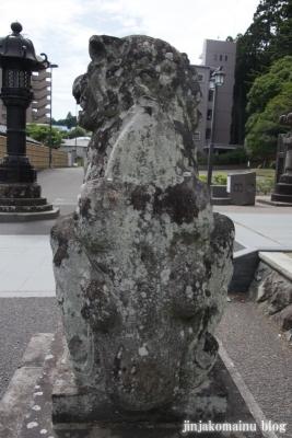 塩竈神社  (塩竈市森山)10