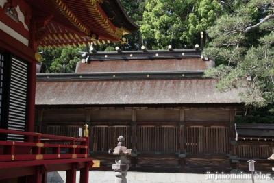 塩竈神社  (塩竈市森山)51