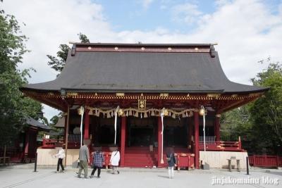 塩竈神社  (塩竈市森山)56