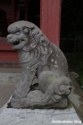 塩竈神社  (塩竈市森山)33