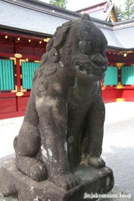 塩竈神社  (塩竈市森山)58
