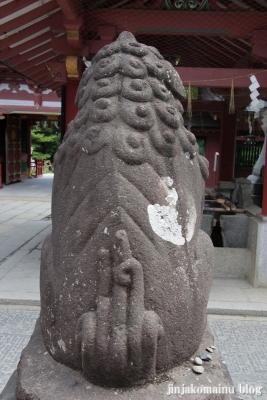 塩竈神社  (塩竈市森山)64