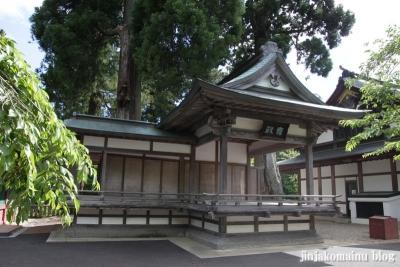 塩竈神社  (塩竈市森山)68