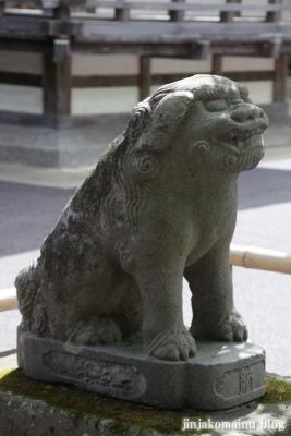 塩竈神社  (塩竈市森山)74