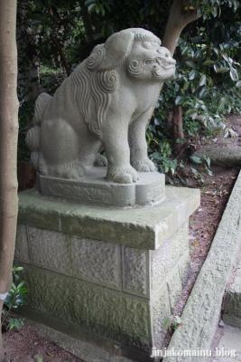 塩竈神社  (塩竈市森山)86