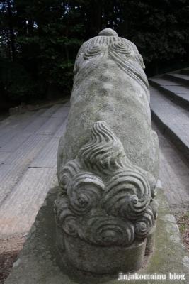 塩竈神社  (塩竈市森山)85