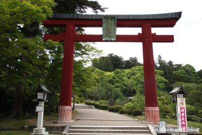 志波彦神社 (塩竈市森山)1