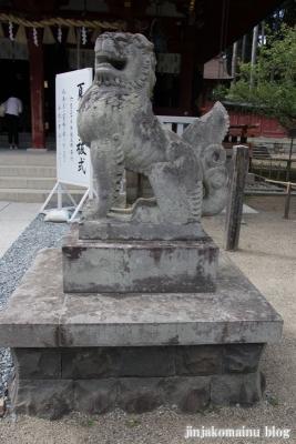 志波彦神社 (塩竈市森山)10