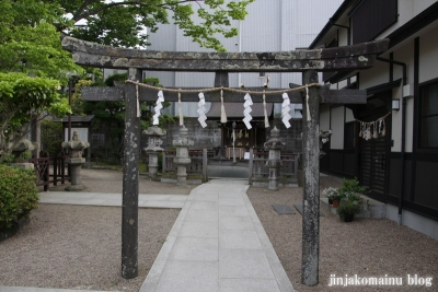 御釜神社 (塩竈市本町)7