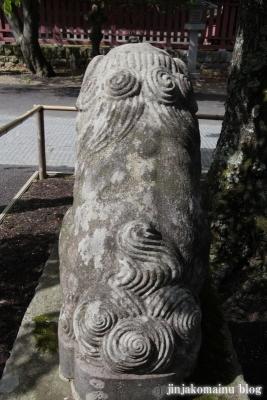 塩竈神社  (塩竈市森山)76