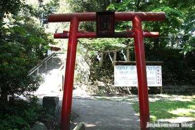 穴蔵神社 (仙台市青葉区霊屋下)3