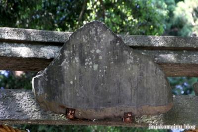 穴蔵神社 (仙台市青葉区霊屋下)12