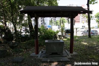 馬上蠣崎神社  (仙台市青葉区片平)8