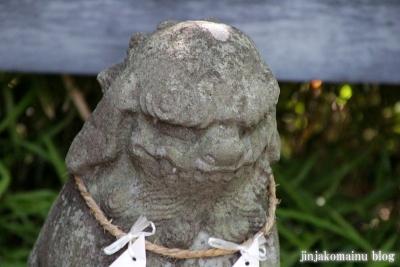 馬上蠣崎神社  (仙台市青葉区片平)21
