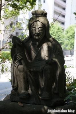 馬上蠣崎神社  (仙台市青葉区片平)5