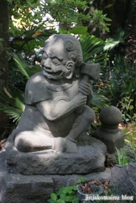 馬上蠣崎神社  (仙台市青葉区片平)6