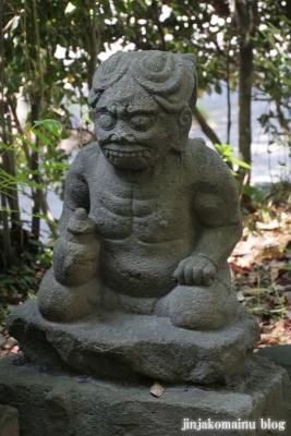 馬上蠣崎神社  (仙台市青葉区片平)7
