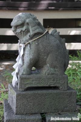 馬上蠣崎神社  (仙台市青葉区片平)13