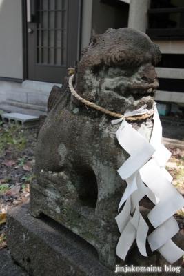 馬上蠣崎神社  (仙台市青葉区片平)18