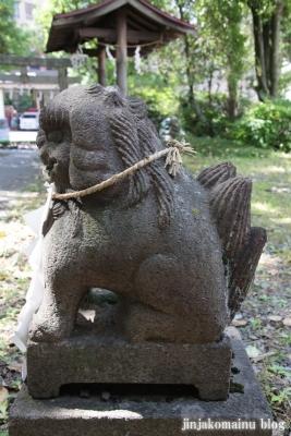 馬上蠣崎神社  (仙台市青葉区片平)19