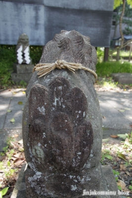 馬上蠣崎神社  (仙台市青葉区片平)20