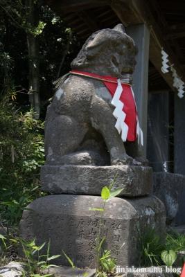 亀岡八幡宮  (仙台市青葉区川内亀岡)10