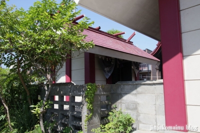 羽黒神社 (仙台市青葉区北山)8