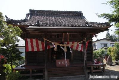 羽黒神社 (仙台市青葉区北山)9