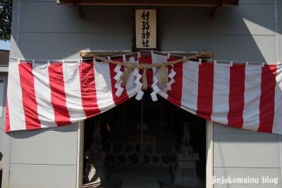 羽黒神社 (仙台市青葉区北山)13