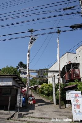 羽黒神社 (仙台市青葉区北山)1